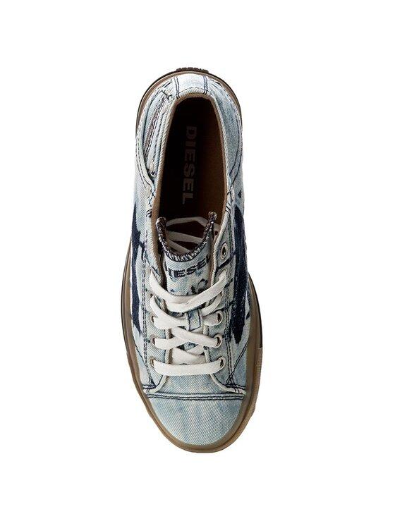 Diesel Diesel Πάνινα παπούτσια Exposure IV Low W Y00637 P1239 T6067 Μπλε