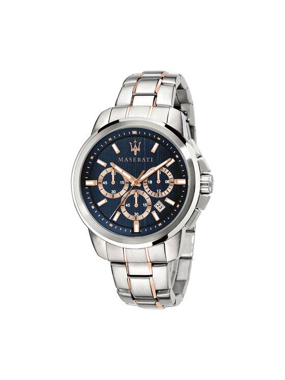 Maserati Laikrodis Successo R8873621008 Sidabrinė