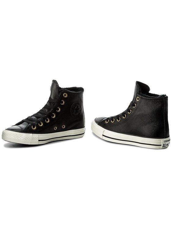 Converse Converse Sneakersy Ctas Hi 557925C Czarny