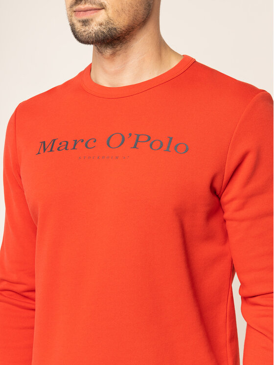 Marc O'Polo Marc O'Polo Džemperis 928 4011 54236 Oranžinė Regular Fit