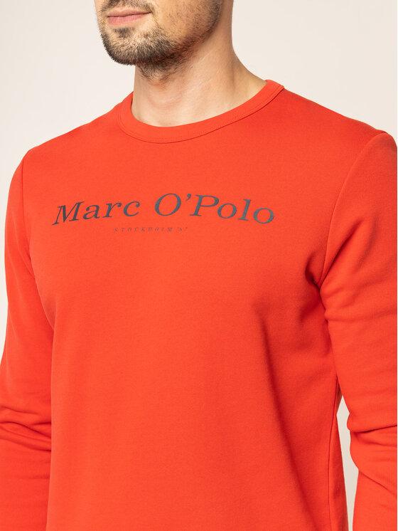 Marc O'Polo Marc O'Polo Pulóver 928 4011 54236 Narancssárga Regular Fit