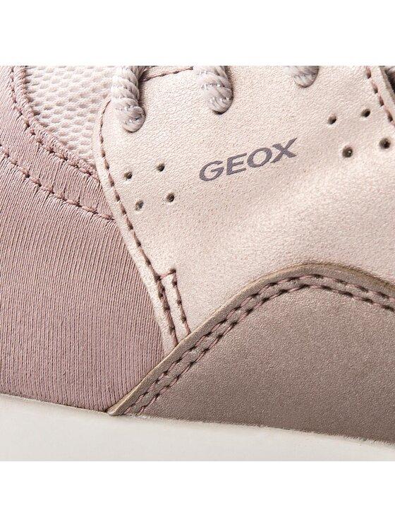 Geox Geox Sportcipő J Waviness G. B J826DB 015NF C8011 S Lila