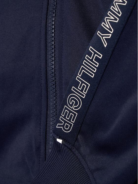 Tommy Hilfiger Tommy Hilfiger Bluza Tape KB0KB06567 D Granatowy Regular Fit
