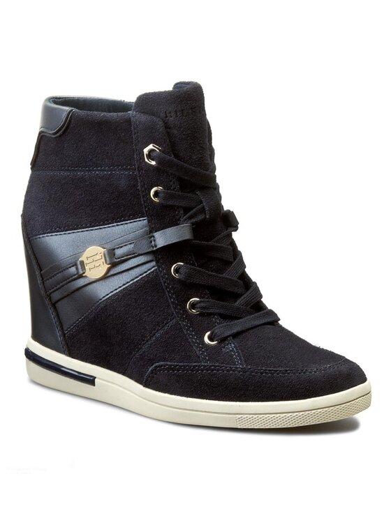 Tommy Hilfiger Tommy Hilfiger Sneakers Sebille 19C FW56821696 Blu scuro