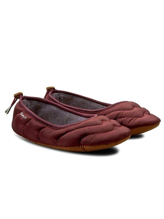 Gant Gant Chaussons Abby 13597295 Bordeaux