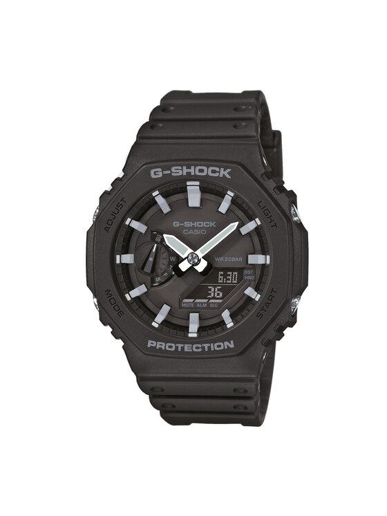 G-Shock Laikrodis GA-2100-1AER Juoda