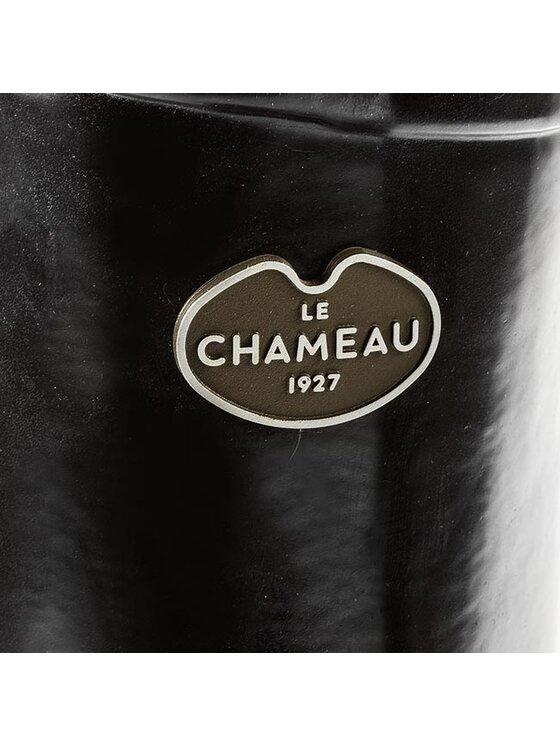 Le Chameau Le Chameau Kalosze Saumur Ld Jers BCB1961 Czarny