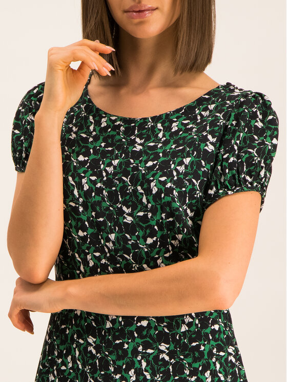 Pepe Jeans Pepe Jeans Ежедневна рокля Emina PL952616 Зелен Regular Fit