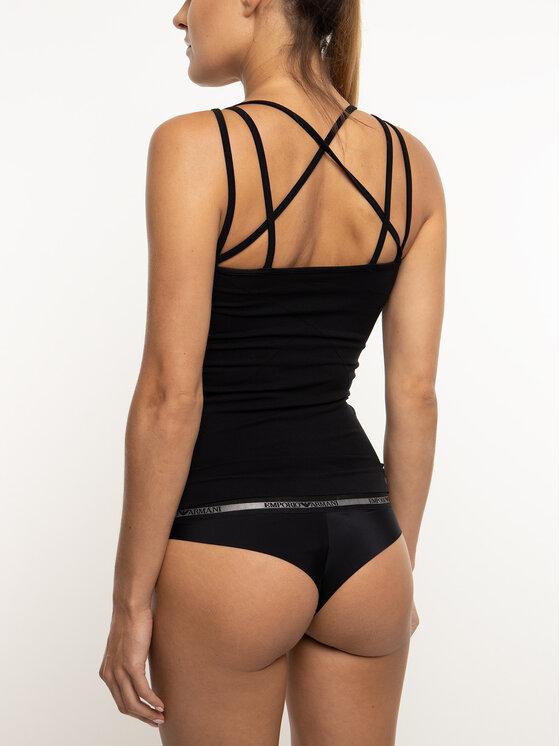 Emporio Armani Underwear Emporio Armani Underwear Chilot brazilian 162948 9P235 00020 Negru