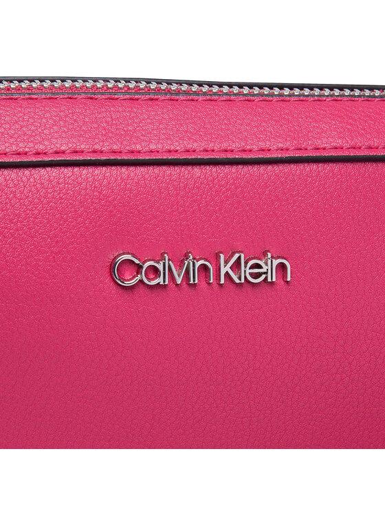 Calvin Klein Calvin Klein Torebka Camera Bag K60K608556 Bordowy