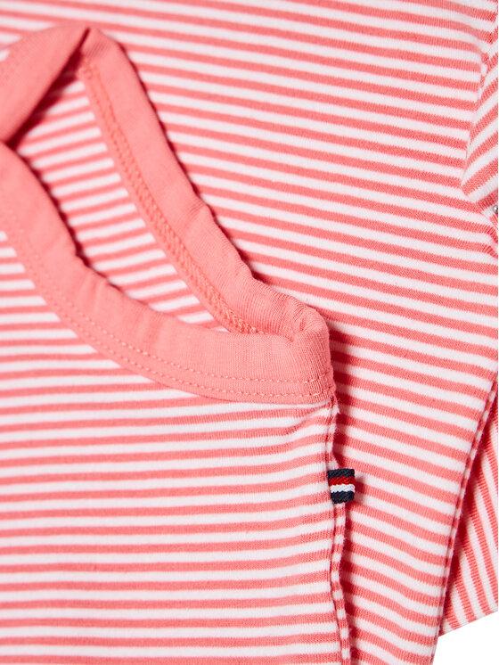 Tommy Hilfiger Tommy Hilfiger Komplet 3 par body KN0KN01177 Różowy Regular Fit