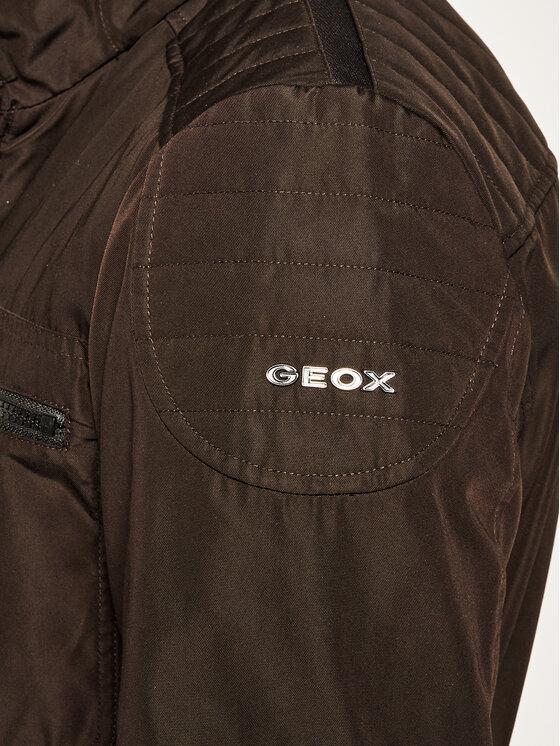 Geox Geox Преходно яке Renny M0221X T2451 F9000 Черен