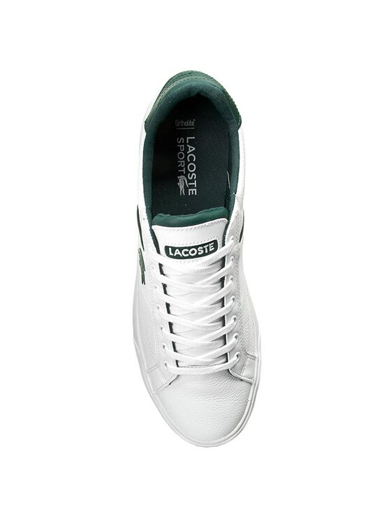 Lacoste Lacoste Laisvalaikio batai Fairlead Rei Spm 7-30SPM001021G Balta