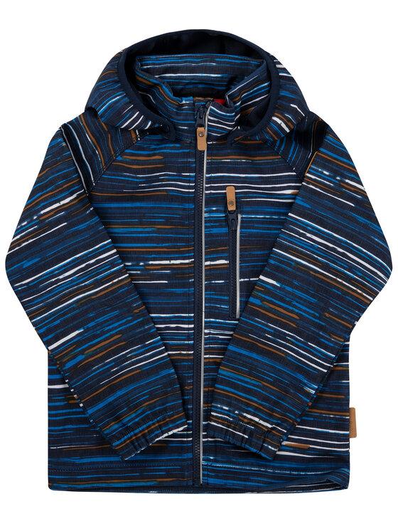 Reima Reima Softshell kabát 521569 Sötétkék Slim Fit