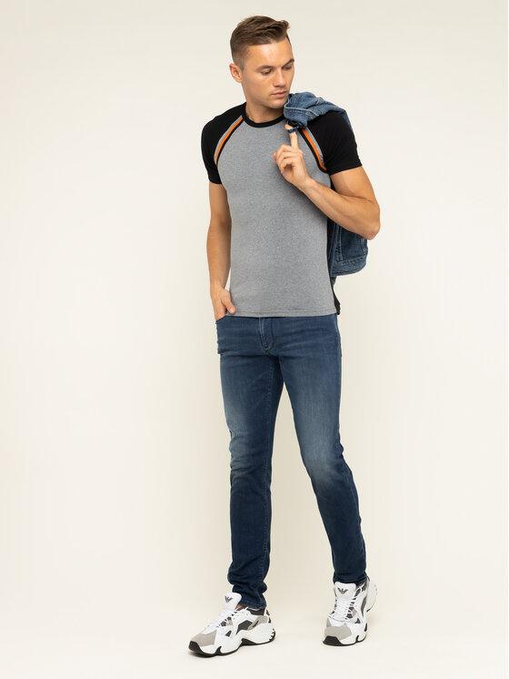 Emporio Armani Underwear Emporio Armani Underwear T-Shirt 111856 9A529 06749 Dunkelblau Regular Fit