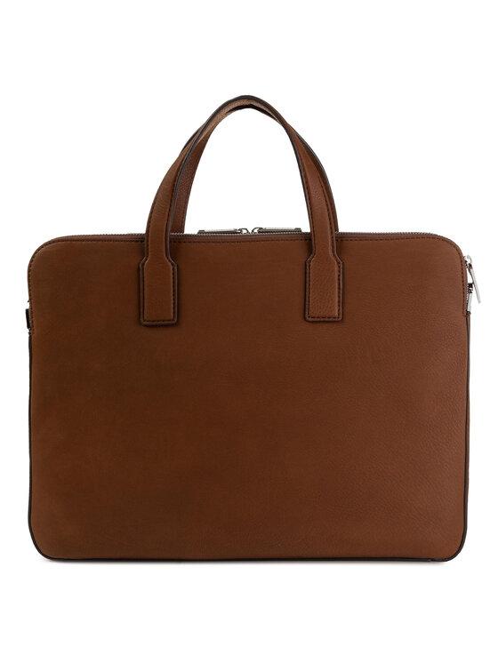 Boss Boss Torba na laptopa Crosstown C 50407109 Brązowy