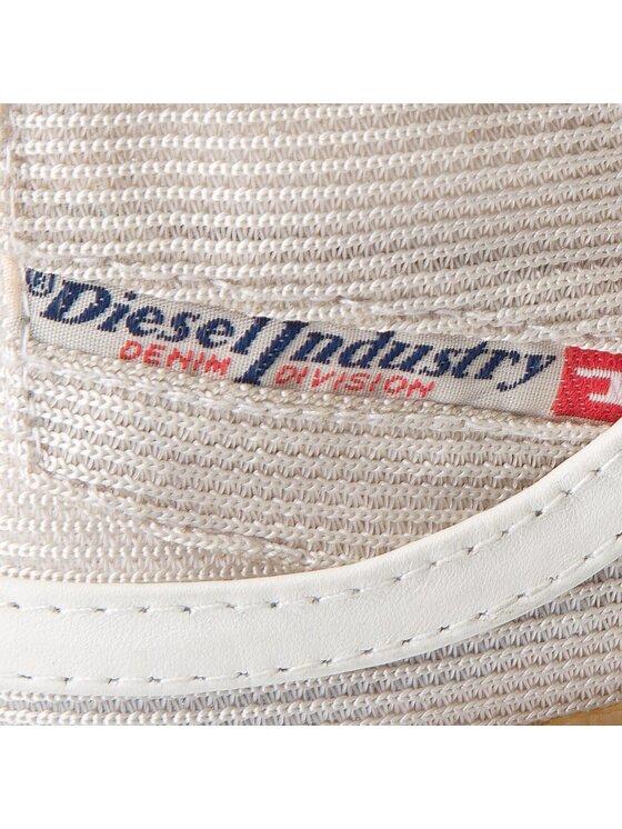 Diesel Diesel Sneakersy Exposure I Y01517-P1654-T1016 Beżowy
