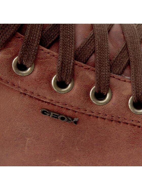 Geox Geox Sneakers U Smart B U54X2B 000FF C6003 Braun