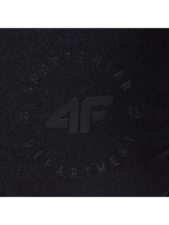 4F 4F Saszetka D4L21-TRU300 Czarny