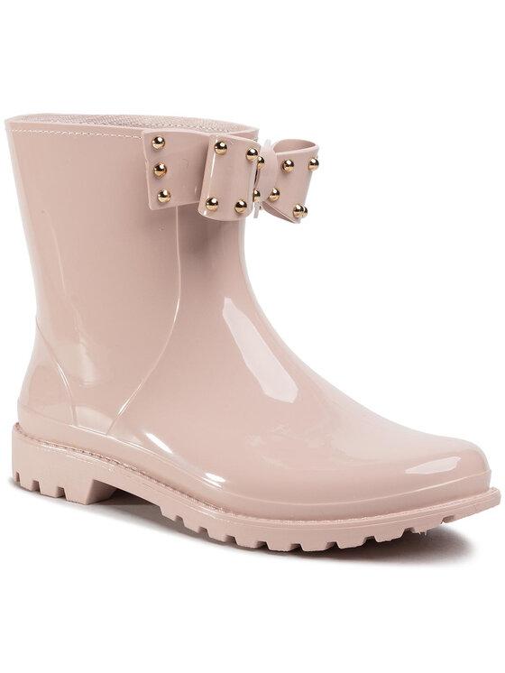 Red Valentino Guminiai batai TQ2S0D61YFG Rožinė