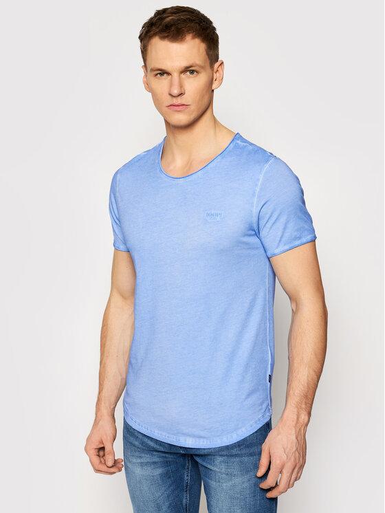 Joop! Jeans Marškinėliai 15 Jjj-06Clark 30019650 Mėlyna Regular Fit