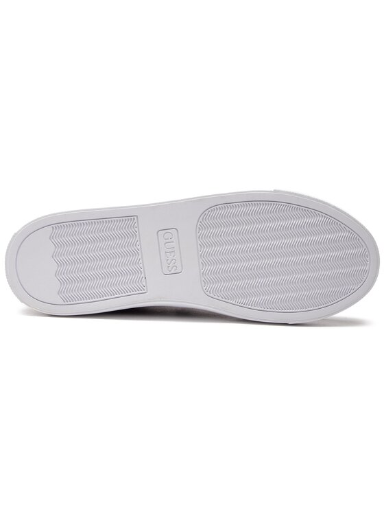 Guess Guess Sneakersy Barry FM5BAR LEA12 Černá