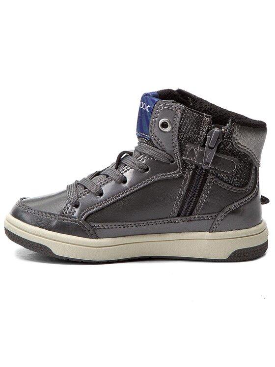 Geox Geox Sneakers J Creamy A J74L5A 0AJAS C1AN8 Grigio