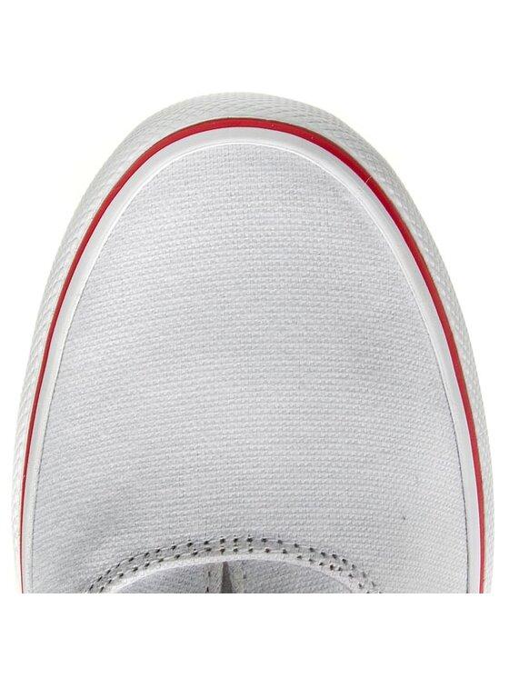 Tommy Hilfiger Tommy Hilfiger Tenisówki DENIM - Vic 2D - 1 EM56818632 Biały
