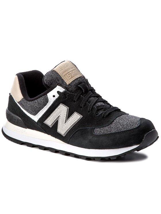 New Balance New Balance Sneakersy ML574VAI Czarny