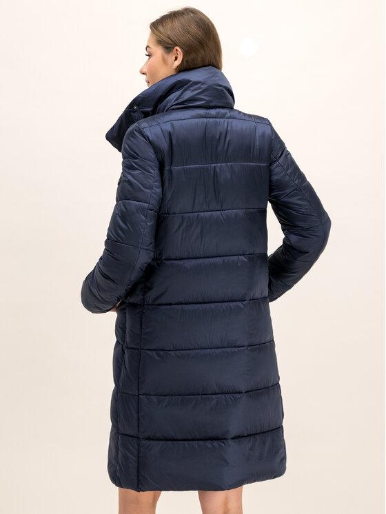 Save The Duck Save The Duck Žieminis paltas D4520W IRIS9 Tamsiai mėlyna Regular Fit