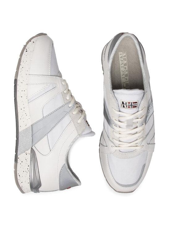 Napapijri Napapijri Sneakersy Rebut N0YK7K Bílá