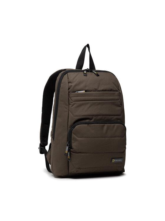 National Geographic Kuprinė Female Backpack N00720 Žalia