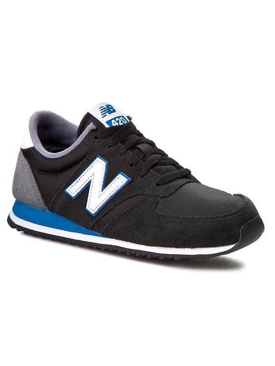 New Balance New Balance Sneakersy Classics U420NKB Čierna