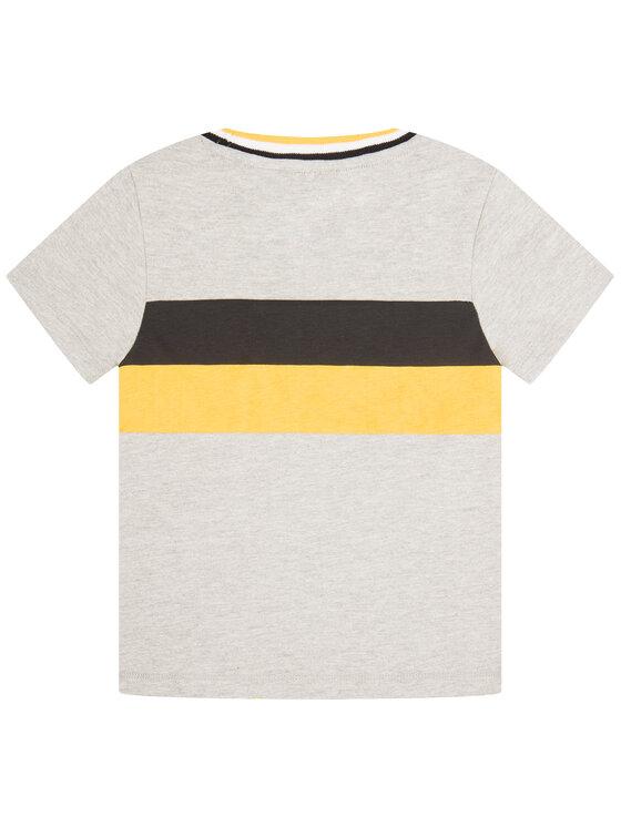 Guess Guess T-Shirt N01I07 K8650 Szary Regular Fit