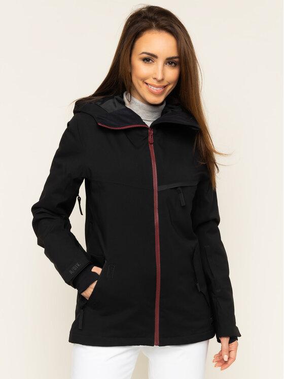 Billabong Billabong Snowboard kabát Eclipse Q6JF13 BIF9 Fekete Tailored Fit