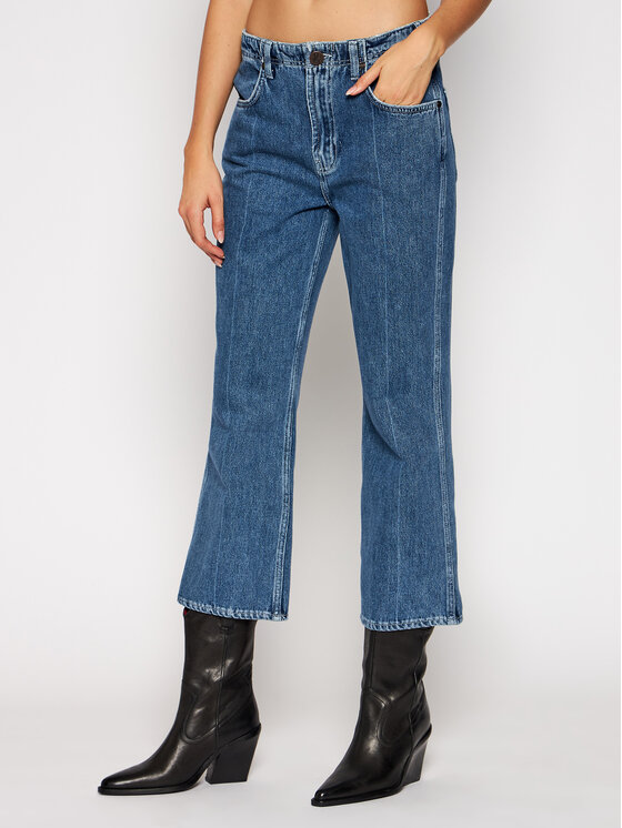 One Teaspoon Jeansy Relaxed Fit Nomand 23630 Mėlyna Relaxed Fit