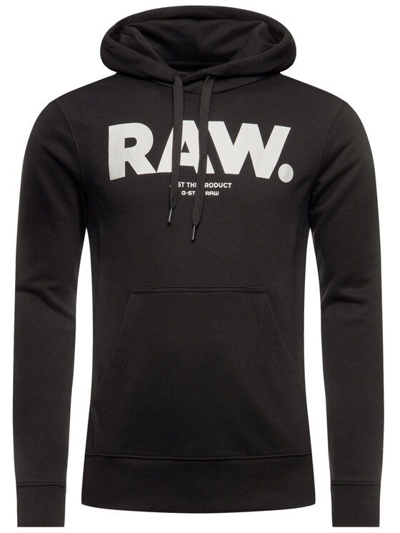 G-Star Raw G-Star Raw Mikina Laoq Core D16930-A613-6484 Čierna Regular Fit