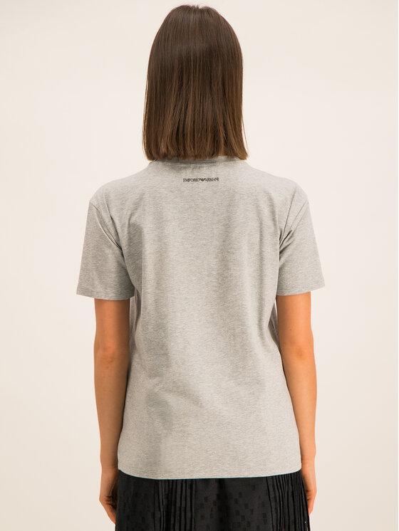 Emporio Armani Emporio Armani T-shirt 6G2T6E 2JQAZ 0616 Grigio Regular Fit