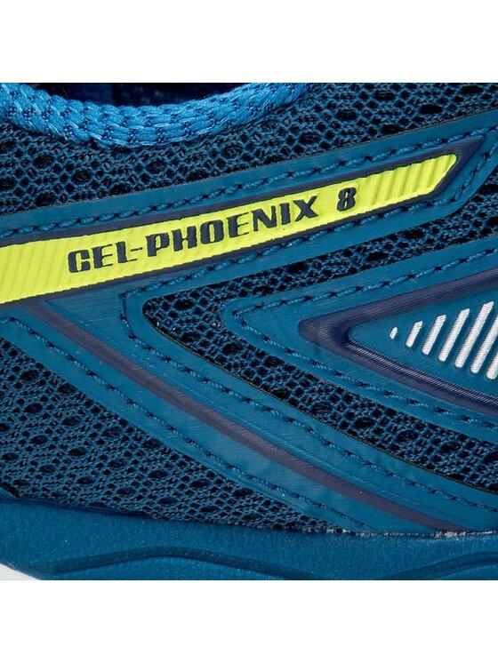 Asics Asics Buty Gel-Phoenix 8 T6F2N Granatowy