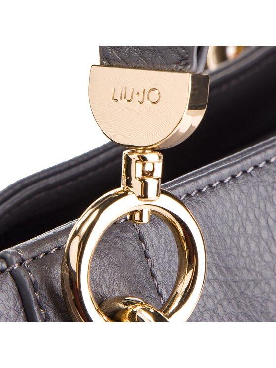 Liu Jo Liu Jo Дамска чанта L Tote Barona A68141 E0059 Сив