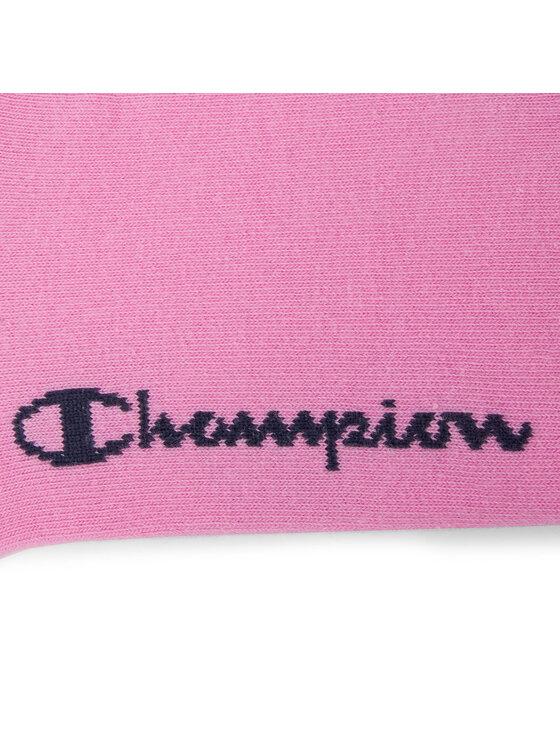 Champion Champion Súprava 3 párov členkových dámskych ponožiek 3PP Ghost Socks 804560-PS009 Tmavomodrá