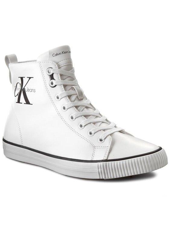 Calvin Klein Jeans Calvin Klein Jeans Laisvalaikio batai Arthur S0368 Balta