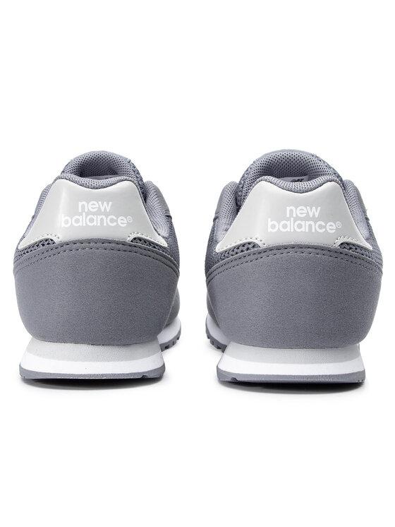 New Balance New Balance Sneakersy YC373GM Sivá