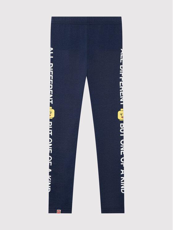 LEGO Wear Leginsai 12010080 Tamsiai mėlyna Slim Fit