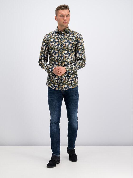 JOOP! Jeans Joop! Jeans Camicia 30017048 Verde Regular Fit