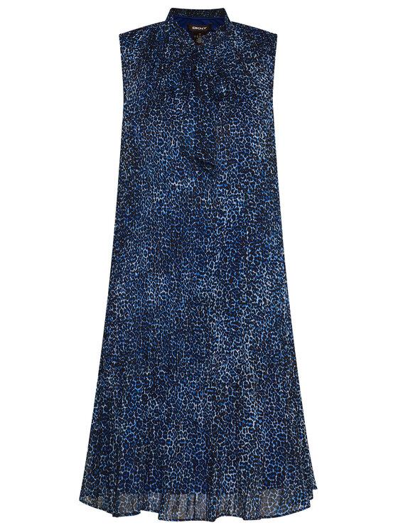 DKNY DKNY Sukienka codzienna DD0E7773 Granatowy Regular Fit