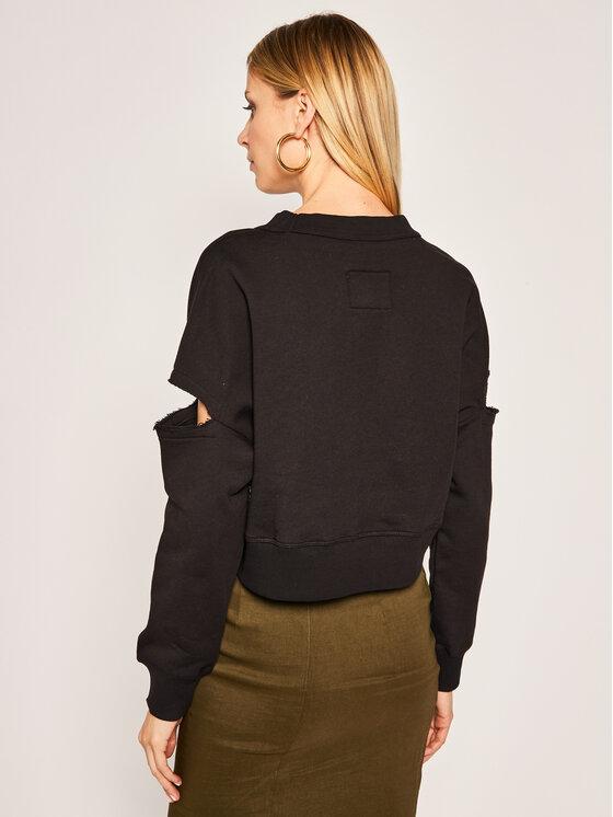 Versace Jeans Couture Versace Jeans Couture Μπλούζα B6HVA74T Μαύρο Regular Fit