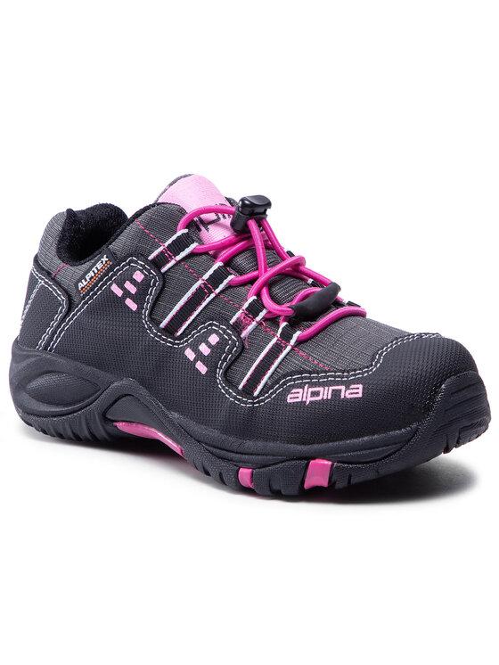 Alpina Turistiniai batai Atos 6408-2K Pilka