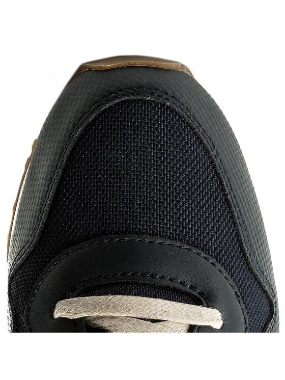 Tommy Hilfiger Tommy Hilfiger Sneakersy Iconic Mesh Mix Runner FM0FM01477 Tmavomodrá
