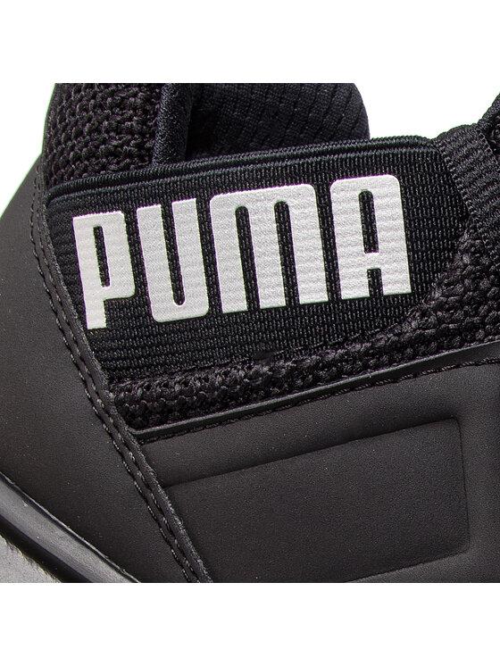 Puma Puma Topánky Enzo Weave 192305 01 Čierna